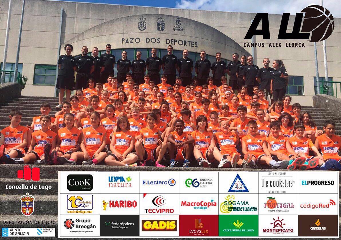 Preinscripción Campus Alex Llorca 2017